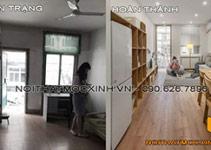 cải tạo chung cư cũ tại Hà Nội