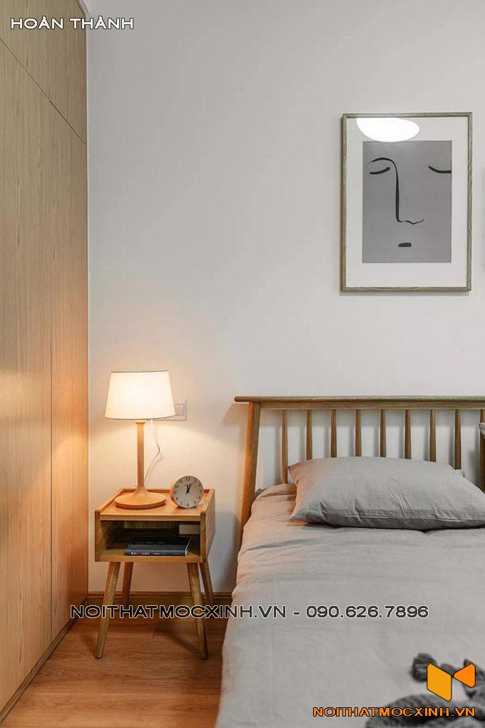 cải tạo phòng ngủ đẹp tại Hà Nội 01