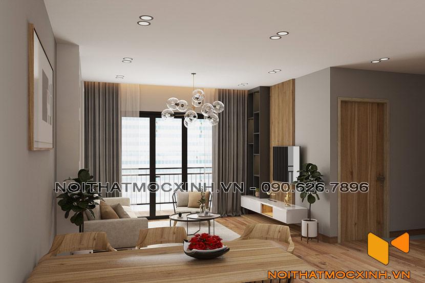 nội thất phòng khách eco green 01 2