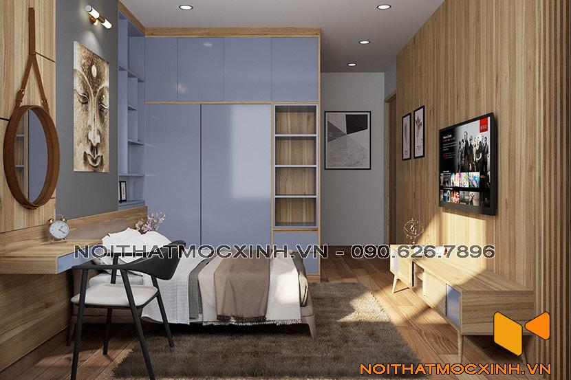 nội thất phòng ngủ eco green 04