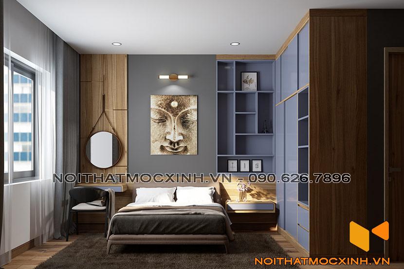 nội thất phòng ngủ eco green 06