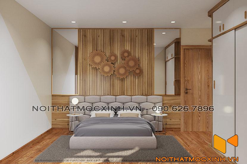 nội thất phòng ngủ eco lake view đại từ 03