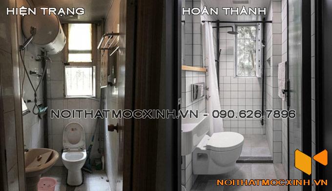 sửa chữa nhà vệ sinh cũ