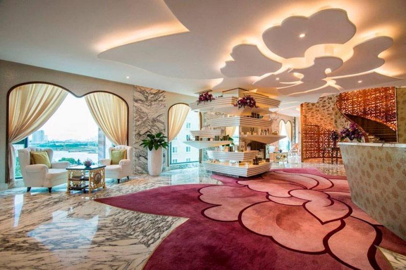 thi công nội thất khách sạn chuyên nghiệp tại Hà Nội