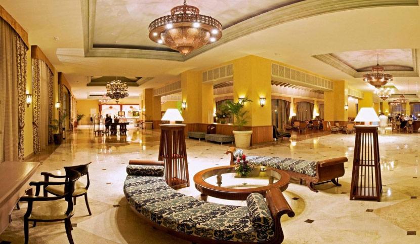 thi công sảnh khách sạn 1