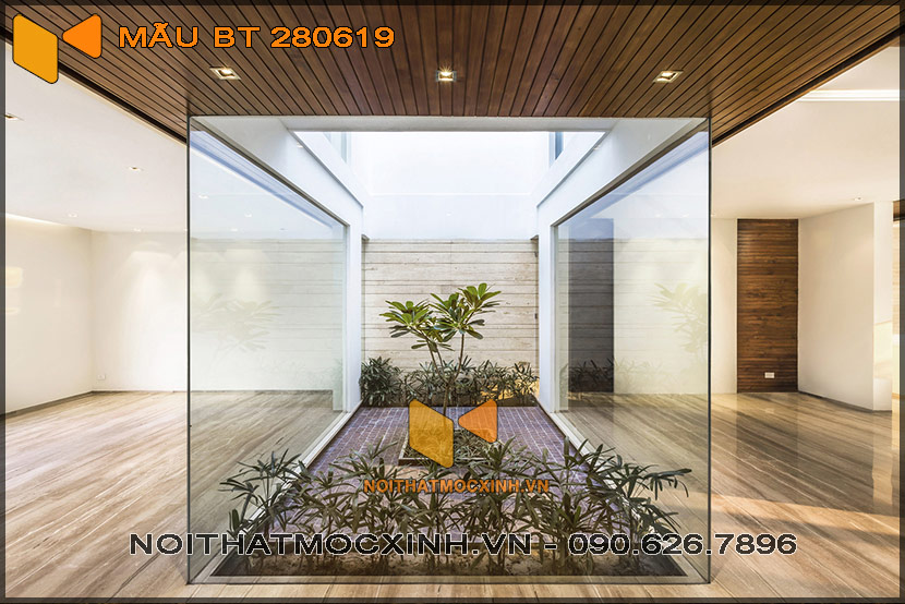 biệt thự 2 tầng hiện đại 14mx30m 280619 05