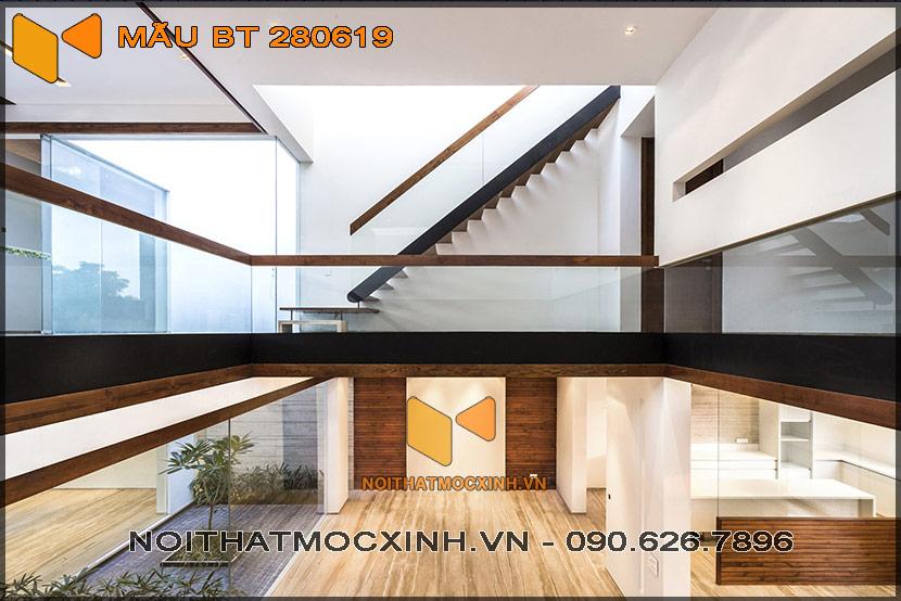 biệt thự 2 tầng hiện đại 14mx30m 280619 07