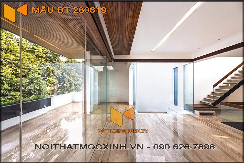 biệt thự 2 tầng hiện đại 14mx30m 280619 08