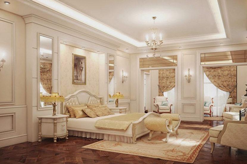 biệt thự mái thái 3 tầng Quang Hải 13