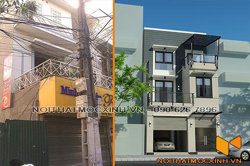 cải tạo nhà phố cũ 28