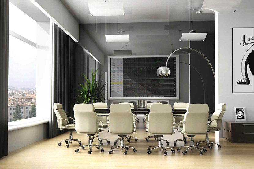 hoàn thiện nhà xây thô thành văn phòng 06