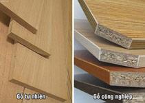 phân biệt gỗ công nghiệp với gỗ tự nhiên 01