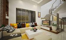 thiết kế nội thất nhà phố hiện đại 06