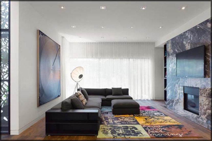 thiết kế thi công nội thất biệt thự đẹp hiện đại 01
