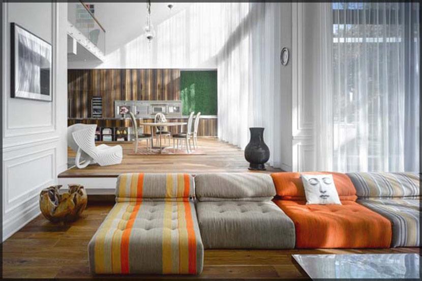 thiết kế thi công nội thất biệt thự đẹp hiện đại 02