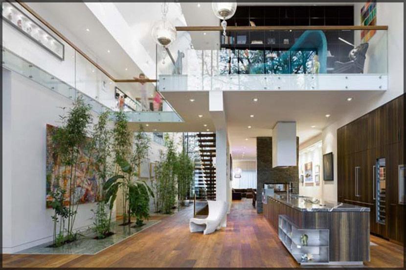 thiết kế thi công nội thất biệt thự đẹp hiện đại 03