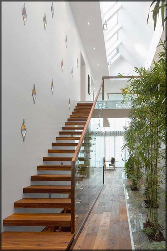 thiết kế thi công nội thất biệt thự đẹp hiện đại 06