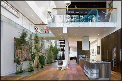 thiết kế thi công nội thất biệt thự đẹp hiện đại 10