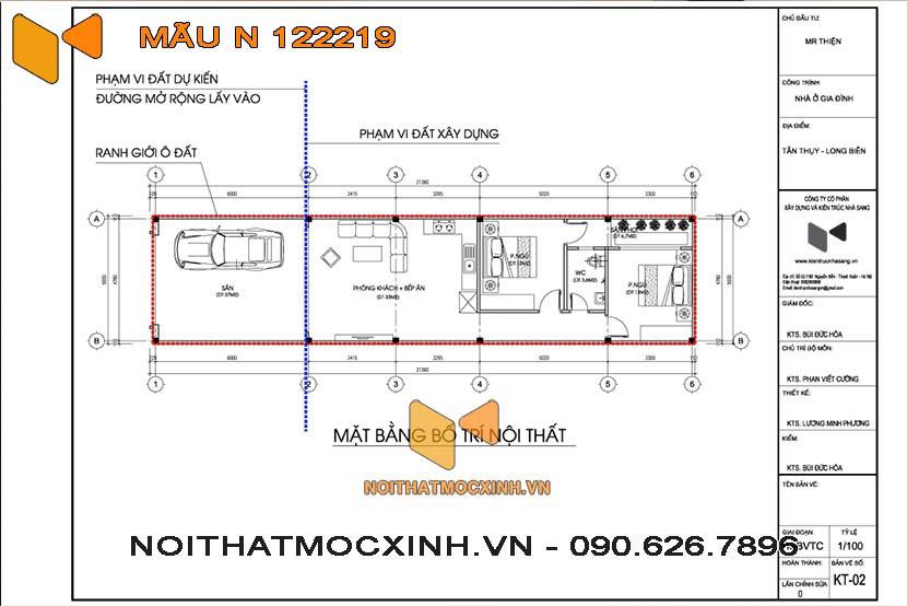 xây nhà cấp 4 trọn gói tại Hà Nội 10