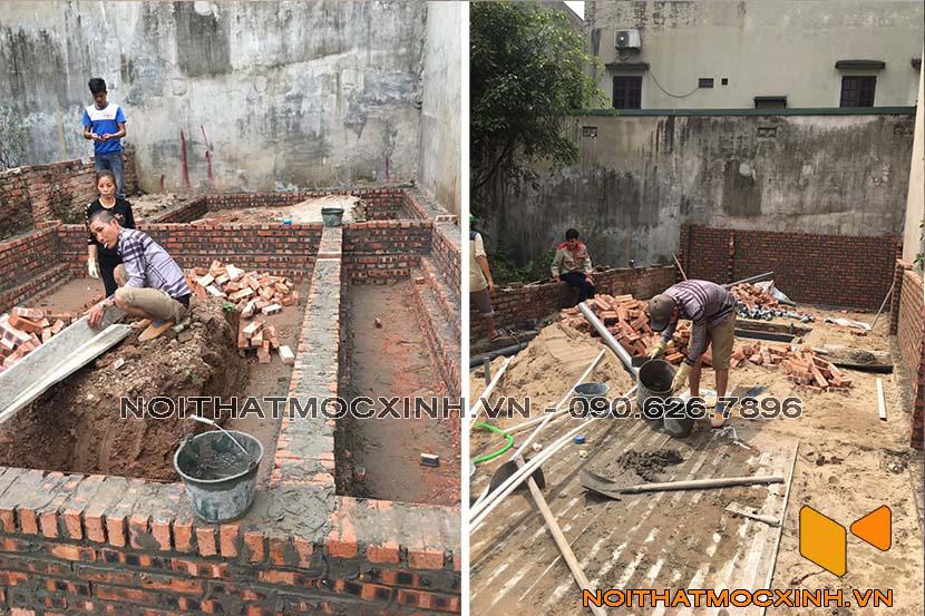 xây nhà cấp 4 trọn gói tại Hà Nội 11