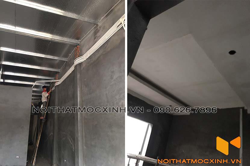 xây nhà cấp 4 trọn gói tại Hà Nội 13