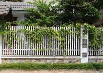 10 mẫu cổng hàng rào sắt hộp đẹp đơn giản 2019
