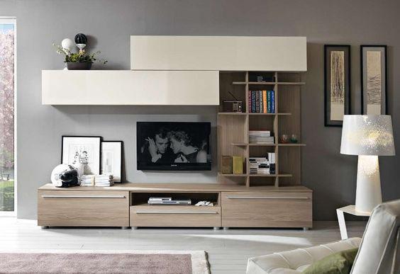 Kệ tivi thiết kế bằng gỗ công nghiệp