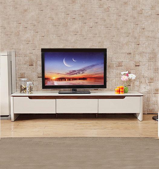 Kệ tivi thiết kế theo phong cách hiện đại