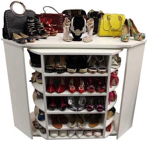 Tủ giày thiết kế sáng tạo