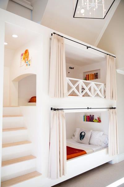 giường tầng đẹp cho trẻ nhỏ