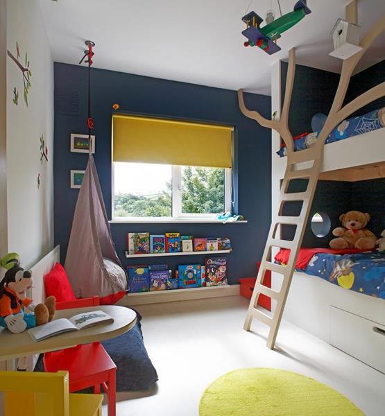 giường tầng đẹp sáng tạo
