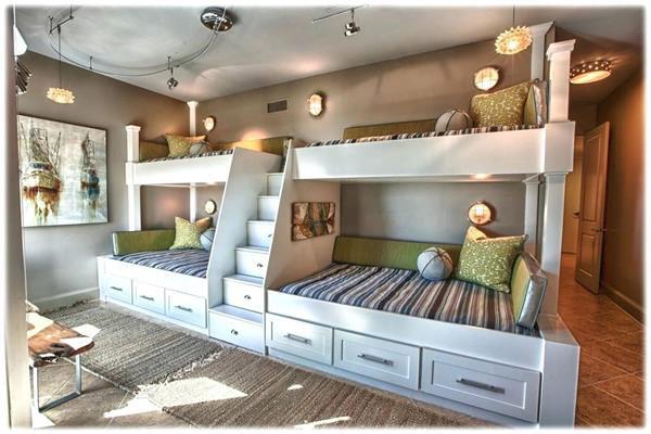 giường tầng sang trọng đẳng cấp