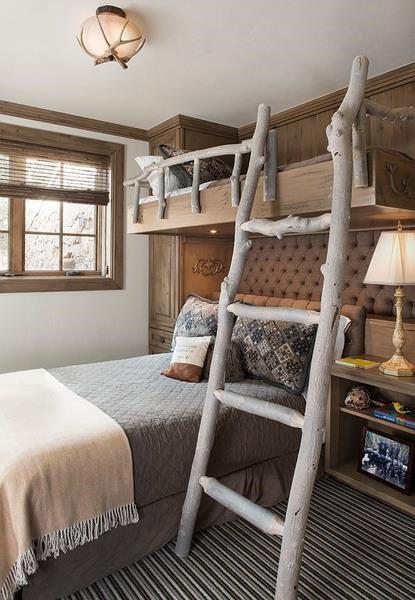 giường tầng đẹp thiết kế sáng tạo