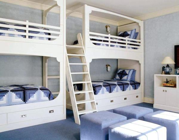 giường tầng đẹp có ngăn kéo