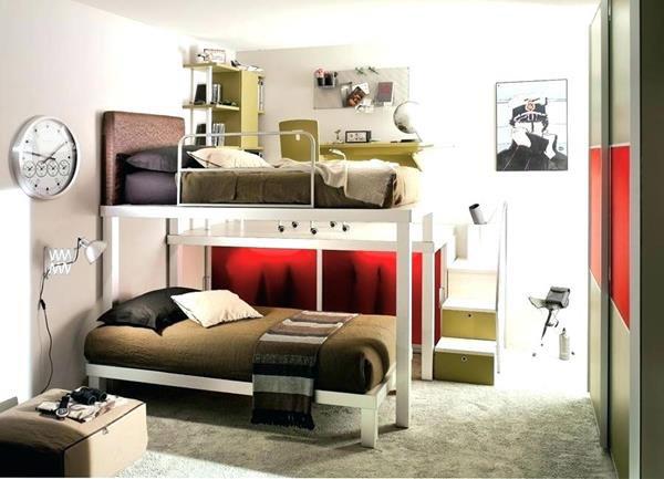 giường tầng thiết kế tinh tế, thanh thoát