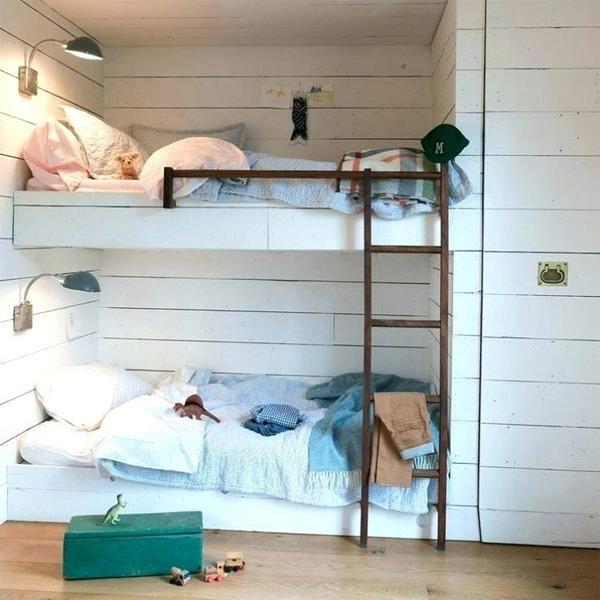 giường tầng đơn giản đẹp