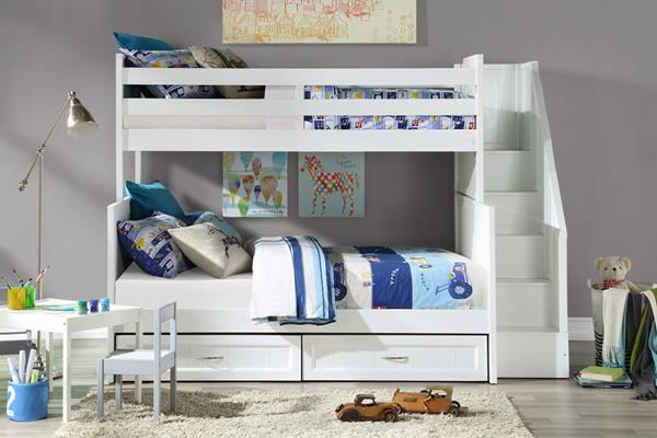 giường tầng có bao gồm ngăn kéo