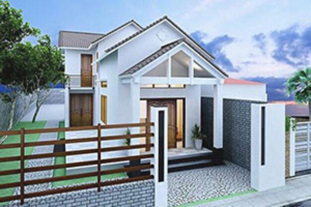 cải tạo nhà cấp 4 thành biệt thự đẹp KN280719 9