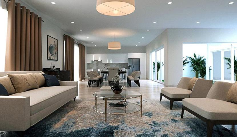 thiết kế thi công biệt thự 3 tầng hiện đại có bể bơi bt 230719 9