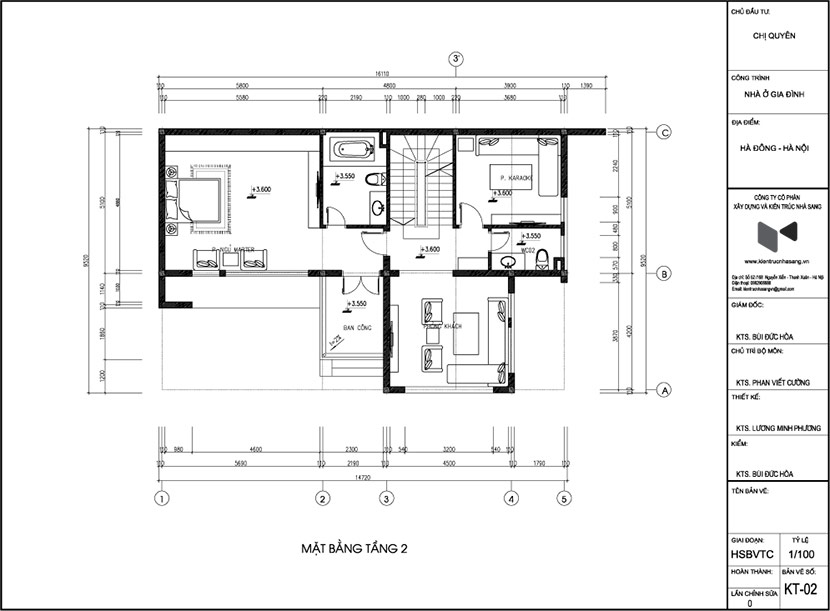 thiết kế thi công biệt thự hiện đại 3 tầng bt 120210 14