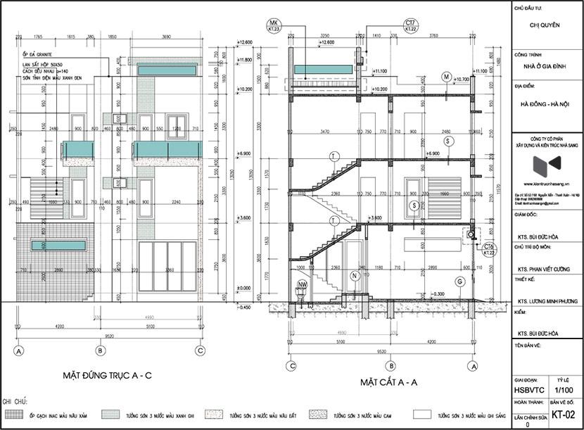 thiết kế thi công biệt thự hiện đại 3 tầng bt 120210 18