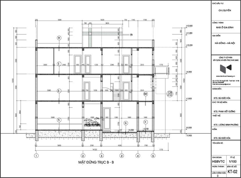 thiết kế thi công biệt thự hiện đại 3 tầng bt 120210 19