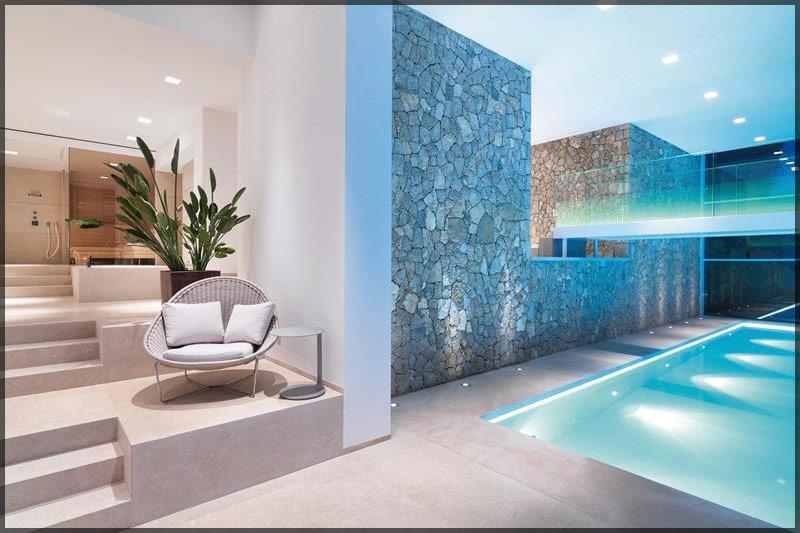 thiết kế thi công nội thất biệt thự hiện đại có bể bơi 06