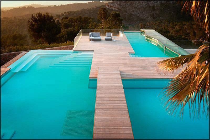 thiết kế thi công nội thất biệt thự hiện đại có bể bơi 11