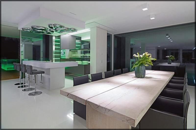 thiết kế thi công nội thất biệt thự hiện đại có bể bơi 12