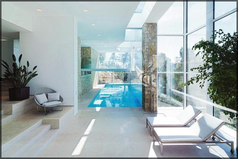 thiết kế thi công nội thất biệt thự hiện đại có bể bơi 20