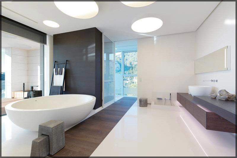 thiết kế thi công nội thất biệt thự hiện đại có bể bơi 23