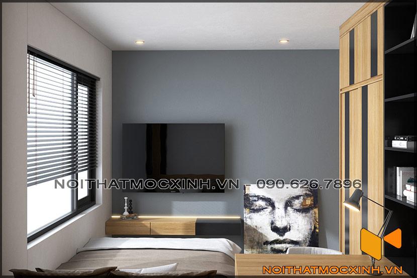 Thiết kế thi công nội thất căn hộ chung cư 90 nguyễn tuân 05