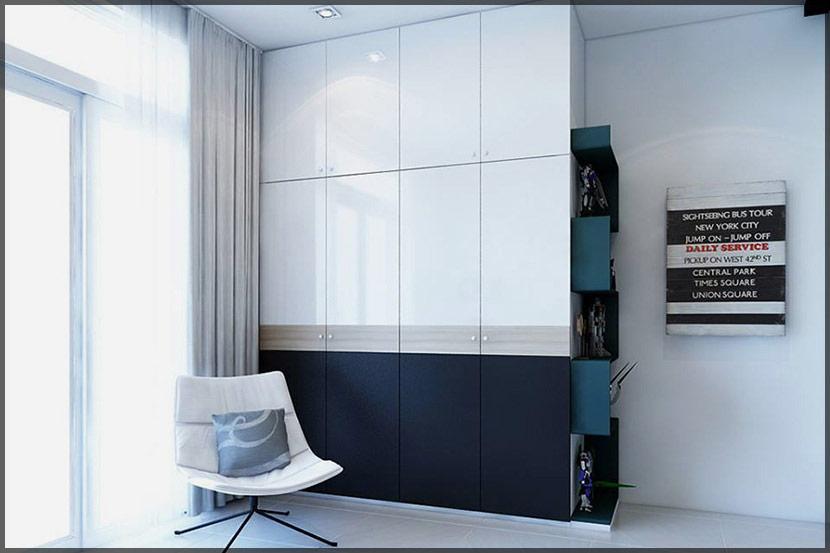 thiết kế thi công nội thất căn hộ chung cư Stellar Garden 005