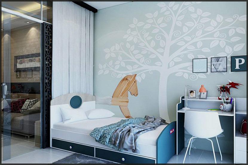 thiết kế thi công nội thất căn hộ chung cư Stellar Garden 02
